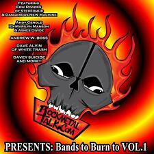 ROCKmetalTALK Bands to burn to davey suicide fear factory white trash PRE ORDER