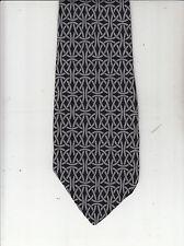 Fendi-[New $350]-Authentic-100% Silk Tie -Made In Italy-Fe14- Men's Tie