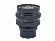 Hoya Super EL 60mm f4 Enlarger/Macro lens (M39, Leica) 6x6 Medium, Zeiss Biogon
