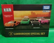 Takara Tomy Tomica Gift Lamborghini Special Set Mini Car Japan Official IMPORT
