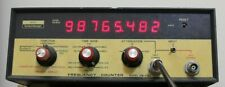 Heathschlumberger Frequency Counter Model Sm 4120