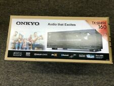 Onkyo TX-SR494 7.2-Channel A/V Receiver with HDMI & Bluetooth New, Free Shipping