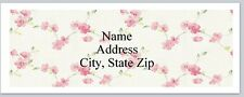 Personalized Address Labels Beautiful Cherry Blossoms Buy 3 get 1 free (P 584)