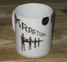 Kraftwerk Minimum Maximum Live Advertising MUG