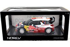 NOREV 2011 CITROEN DS3 WRC WINNER RALLY PORTOGAL RED BULL 1/18 DIECAST 181556