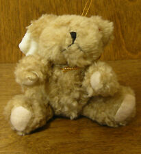 Boyds Ornament #5608-08 Clarence, Original Boyds Plush Ornament jointed