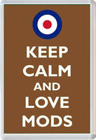 Jumbo Fridge Magnet Keep Calm Youre Britains Best Daughter-in-Law