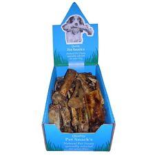 50 x Beef Ribs Dog Treat Chew Teeth & Gum Health