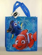 Disney Pixar Finding Dory Nemo Plastic Tote Gift Bag NWT