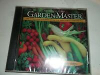 The Complete CD-ROM Guide To Vegetable Gardening NEW/ Sealed 2003
