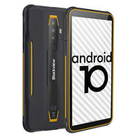 Blackview BV6300 Pro Android 10 Rugged Cell Phone 6GB+128GB IP68 Smartphone NFC