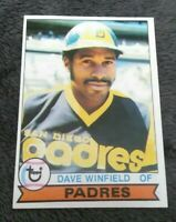 1979 Topps Dave Winfield # 30 Padres