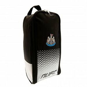 Official Newcastle F.C. Fade Boot Bag Football