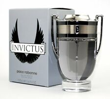 "Paco Rabanne ""Invictu""EDT Spray 100ml For Him(Genuine & Brand New In Sealed Box)"