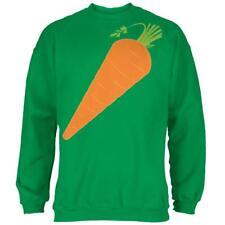 Halloween Vegetable Carrot Costume Mens Sweatshirt
