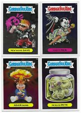 2013 Topps Garbage Pail Kids OS1 Chrome Complete Set (110 Cards) Adam Bomb!