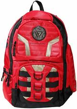 IRON MAN RUGGED TACTICAL BODY ARMOR HI-TECH BACKPACK MARVEL CIVIL WAR FREE SHIP