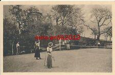 AK, Foto, Suderode - Töchter Pensionat, Tennisplatz 2, 1912; 5026-78