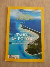 REVUE  NATIONAL GEOGRAPHIC  N° 211   AVRIL  2017   /  TAHITI ET LA POLYNESIE
