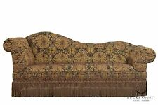 High Quality Custom Upholstered Tufted Chaise Lounge