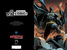 Detective Comics #1000 Yesteryear Comics Jason Fabok Virgin variant set