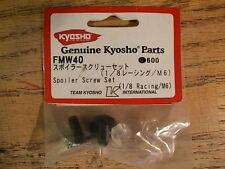 FMW40 Spoiler Screw Set / Optional Upgrade Part - Kyosho Evolva