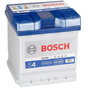 Batterie tourisme BOSCH Bosch S4000 44Ah 420A