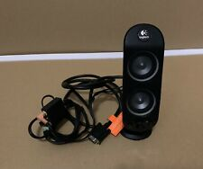 LOGITECH X-530 5.1 REPLACEMENT SPEAKER FRONT RIGHT MAIN CONTROL POWER VOLUME.