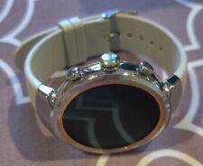 Asus ZenWatch 3 WI503Q AMOLED Smart watch 2D-Silver/Rubber Beige