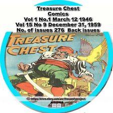 276 PDFs Treasure Chest Magazine Treasure Chest of Fun & Fact Catholic DVD
