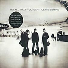 U2 - All That You Cant Leave Behind [CD]