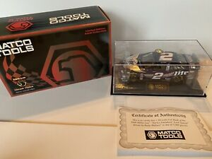 MATCO TOOLS RUSTY WALLACE 1999 MILLER LITE FORD TAURUS 1:24 SCALE DIECAST