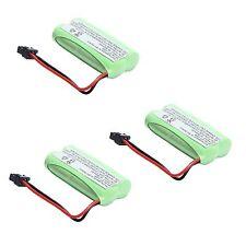 3x Rechargeable Cordless Home Phone Battery For Uniden BT-1016 BT-1008 BT-1021