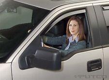 Putco Element Tinted Window Visors- 580018 2004-2007 F150 Regular Cab/Supercrew