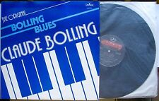 """The Original Bolling Blues"", Claude Bolling, Mercury,  422-812 569-1, 1983 EX"