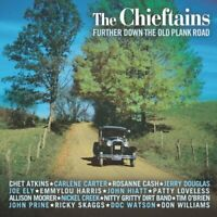 The Chieftains - Further Down The Old Plank Road [CD]