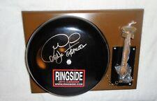 Hall of Famer George Foreman Signed Boxing Bell w/ Foreman Hologram