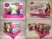 24x Shimmer N Sparkle, Cra-Z-Loom ULTIMATE KIT di ricarica, lotto per OdL 50,400 BAND