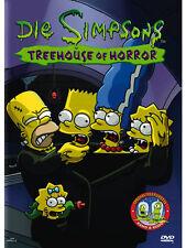 Die Simpsons - Treehouse of Horror - DVD