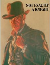 "Indiana Jones Fanzine ""Not Exactly A Knight"" GEN"