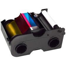 Fargo 44230 Full Color YMCKO Ribbon - 250 Prints - DTC400, DTC400e - Sealed New