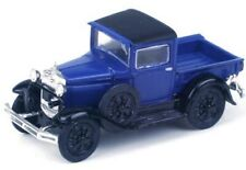 Athearn HO Ford Model A Pickup Truck Blue Color ATH26425