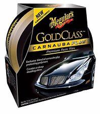 Meguiar`s Meguiars Gold Class Carnauba Paste Wax 311g G7014 NEW
