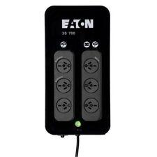 Eaton 3S UPS 6 Outlets 700VA 420W Uninterruptible Power Supply 6 Way Powerboard