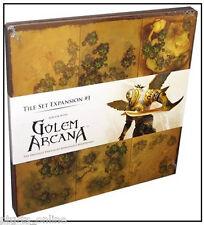 CIZ Golem Arcana Tile Set Expansion #1 Sealed NEW Role Playing Map
