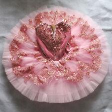 Professional Pink Ballet Tutu Fairy Doll Sugar Plum Coppelia Aurora MTO YAGP
