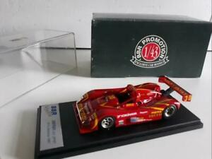 Moretti Hermann Bell Didier Theys Ferrari 333 SP 1997 1/43 BBR 24 Hours Daytona