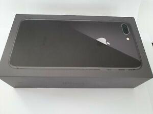 Empty Box Smartpone iPhone 8 Plus 128GB ORIGINAL FREE SHIPPING