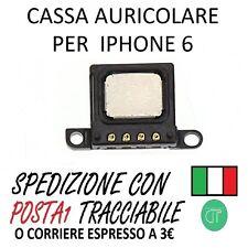 CASSA ORECCHIO ALTOPARLANTE SUPERIORE EAR SPEAKER PER IPHONE 6