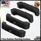 4 Set Rubber 3 Core Radiator Mounting Cushions/Support Pads for 1968-1981 GM  for sale